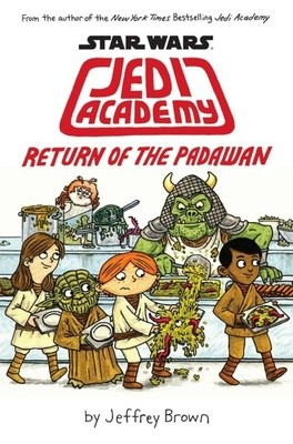 Return of the Padawan - Jedi Academy 2 (Paperback)