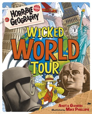 Wicked World Tour - Horrible Geography (Paperback)