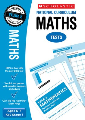 ` Maths Test - Year 2 - National Curriculum SATs Tests (Paperback)