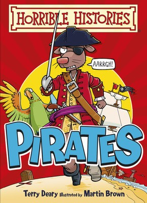 Horrible History: Pirates (Paperback)