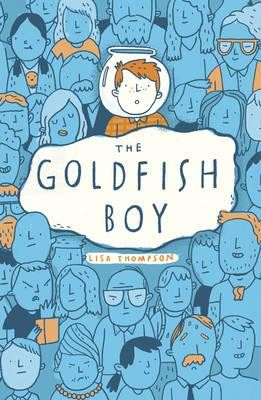 The Goldfish Boy (Paperback)