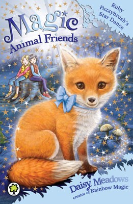 Magic Animal Friends: Ruby Fuzzybrush's Star Dance: Book 7 - Magic Animal Friends (Paperback)