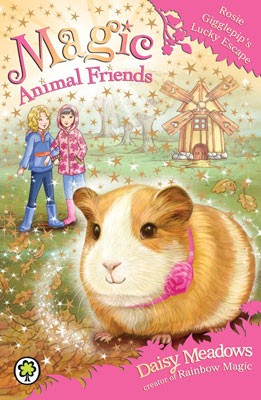 Magic Animal Friends: Rosie Gigglepip's Lucky Escape: Book 8 - Magic Animal Friends (Paperback)