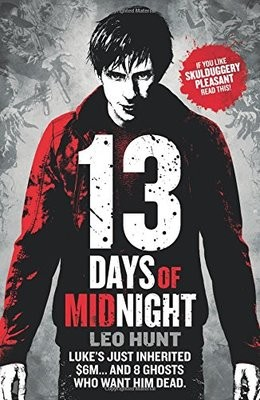Thirteen Days of Midnight: Book 1 - Thirteen Days of Midnight trilogy (Paperback)