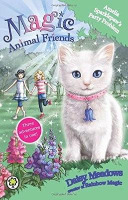 Magic Animal Friends: Amelia Sparklepaw's Party Problem: Special 2 - Magic Animal Friends (Paperback)