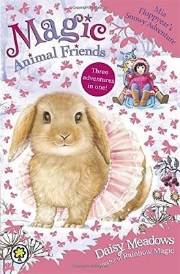 Magic Animal Friends: Mia Floppyear's Snowy Adventure: Special 3 - Magic Animal Friends (Paperback)