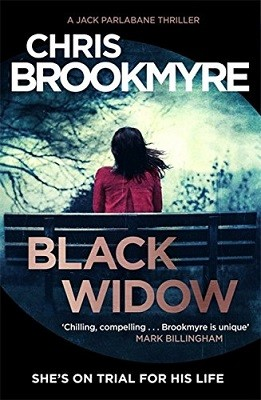 Black Widow - Jack Parlabane (Hardback)