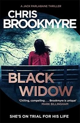 Black Widow - Jack Parlabane (Hardback)