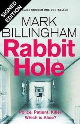 Rabbit Hole: Signed Edition (Hardback)