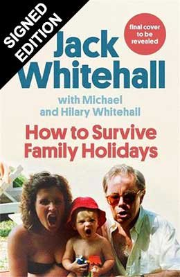 How to Survive Family Holidays: Signed Edition (Hardback)