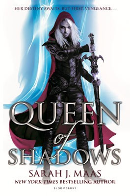 Queen of Shadows - Throne of Glass (Paperback)