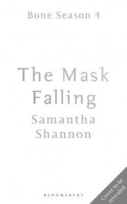 The Mask Falling - Bone Season (Hardback)