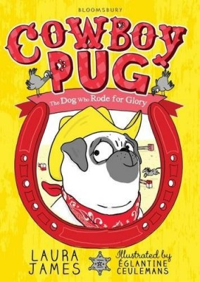 Cowboy Pug - The Adventures of Pug (Paperback)