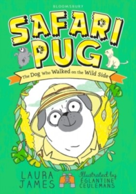 Safari Pug - The Adventures of Pug (Paperback)