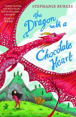 The Dragon with a Chocolate Heart (Paperback)
