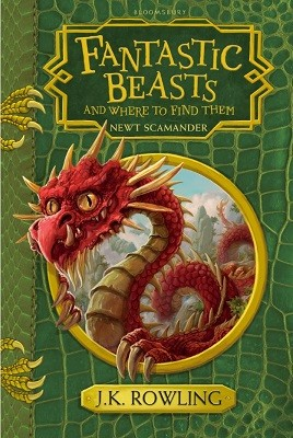 Fantastic Beasts and Where to Find Them: Hogwarts Library Book (Hardback)