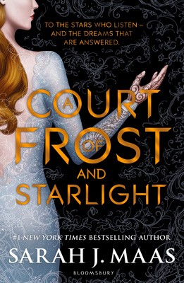 A Court of Frost and Starlight: A Court of Thorns and Roses Companion Tale - A Court of Thorns and Roses (Paperback)