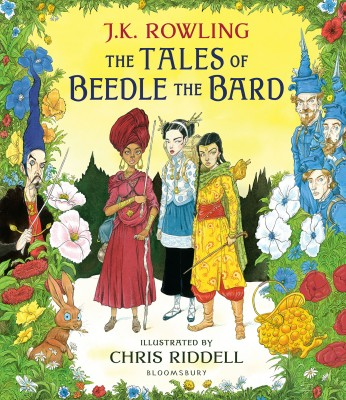 The Tales of Beedle the Bard - Illustrated Edition: A magical companion to the Harry Potter stories (Hardback)