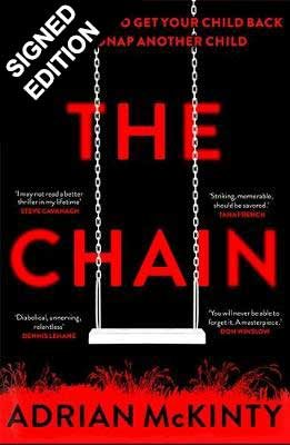 The Chain: Signed Edition (Hardback)