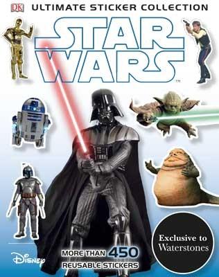 Panini star wars sticker book
