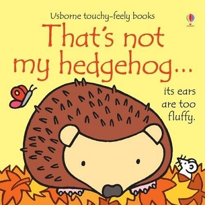 That's Not My Hedgehog - That's Not My... (Board book)