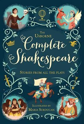 The Usborne Complete Shakespeare (Hardback)