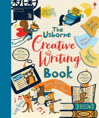 Creative Writing Book (Spiral bound)