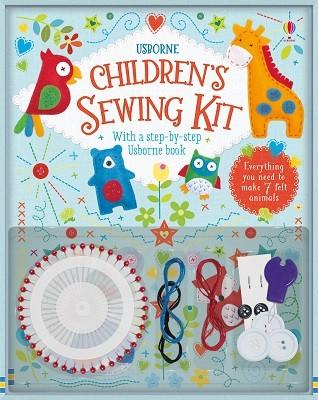 Children's Sewing Kit (Paperback)