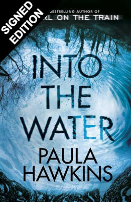 Into the Water: Signed Edition (Hardback)