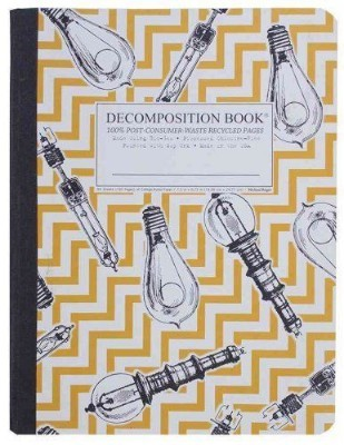 Bright Ideas Decomposition Ruled Book