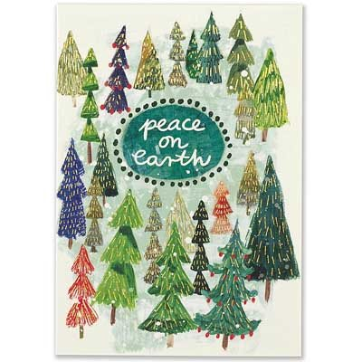 Festival Of Trees x20: Christmas Cards