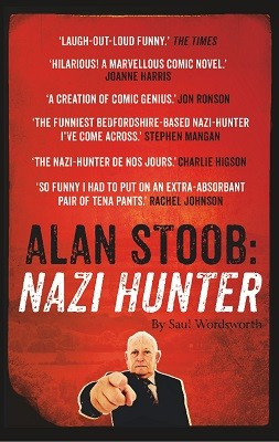 Alan Stoob: Nazi Hunter: A comic novel (Paperback)