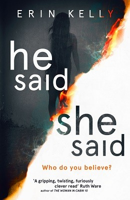 He Said/She Said: the gripping Sunday Times bestseller with a shocking twist (Hardback)