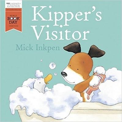 Kipper's Visitor: World Book Day 2016 - Kipper (Paperback)