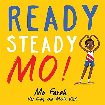 Ready Steady Mo! (Paperback)