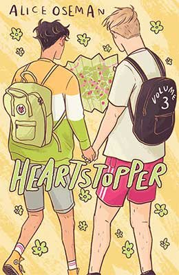 Heartstopper Volume Three - Heartstopper (Paperback)