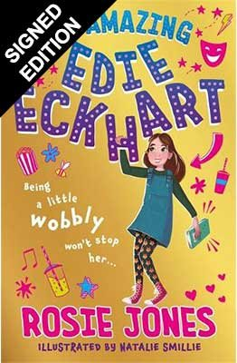 The Amazing Edie Eckhart: Signed Bookplate Edition - The Amazing Edie Eckhart (Paperback)