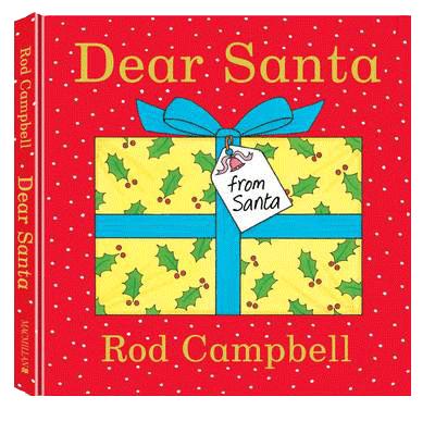 Dear Santa (Board book)