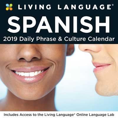 Living Language: Spanish 2019 Day-to-Day Calendar (Calendar)
