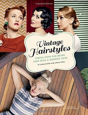 Vintage Hairstyles (Hardback)