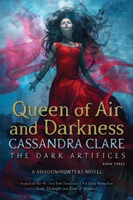 Queen of Air and Darkness - The Dark Artifices 3 (Paperback)