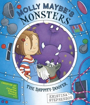 Molly Maybe's Monsters: The Dappity Doofer (Paperback)