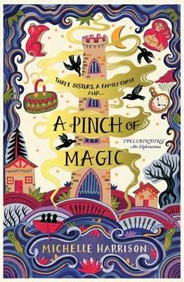 Meet the magical Michelle Harrison!