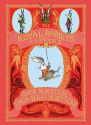The Royal Rabbits of London: Escape From the Tower (Hardback)