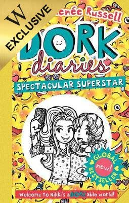 Dork Diaries: Spectacular Superstar - Dork Diaries 14 (Hardback)