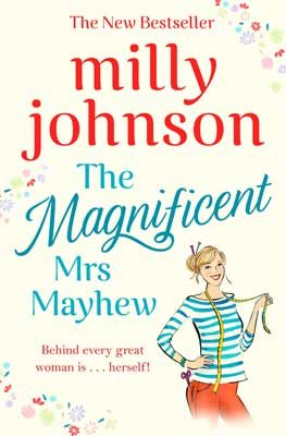 The Magnificent Mrs Mayhew (Paperback)