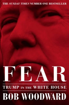 Fear: Trump in the White House (Paperback)