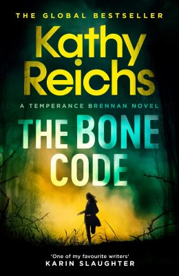 The Bone Code - A Temperance Brennan Novel 20 (Hardback)