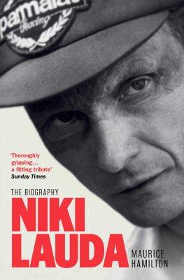 Niki Lauda: The Biography (Paperback)