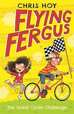 Flying Fergus 2: The Great Cycle Challenge - FLYING FERGUS 2 (Paperback)